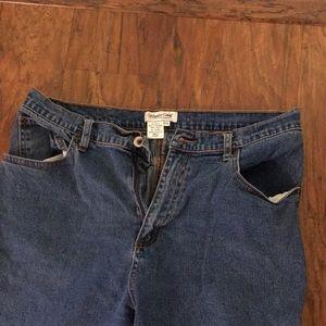 Coldwater Creek classic jeans 14p 14 petite PL